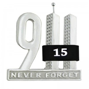 9/11 Commemorative Pin